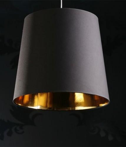 Závesná lampa Dark Sapphire Big,