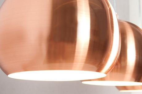 Závesná lampa Duncan Triple,