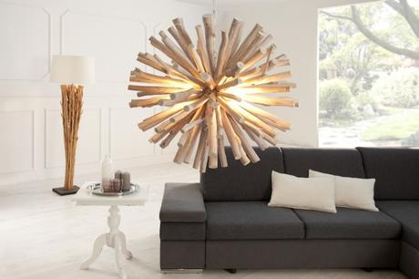 Závesná lampa Euphoris,