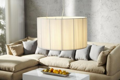 Závesná lampa Extensis II White,