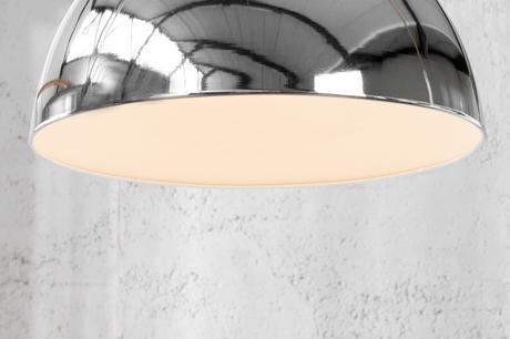 Závesná lampa Fabrika Chrome,