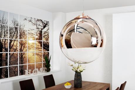 Závesná lampa Global Big 40,