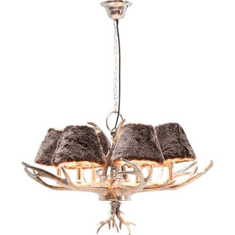 Závesná lampa Huntsman,