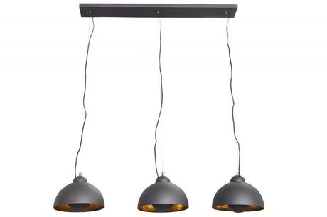 Závesná lampa Studio 3 Gold,