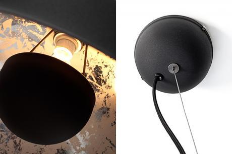 Závesná lampa Studio Silver,