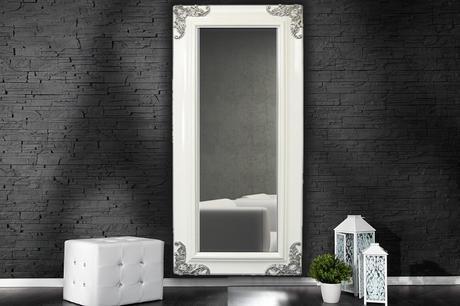 Zrkadlo Baronia White,