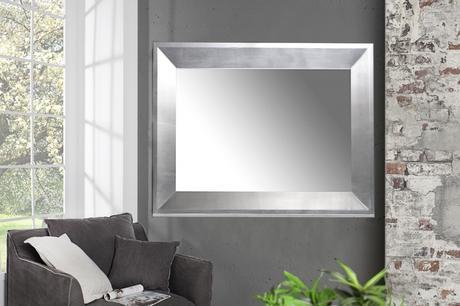 Zrkadlo Barqui Silver,