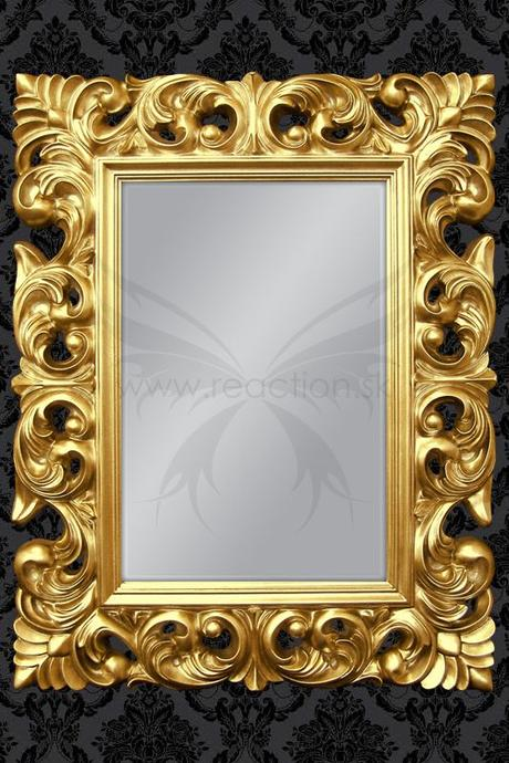 Zrkadlo Bonder II,