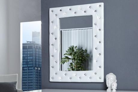 Zrkadlo Butique M White,