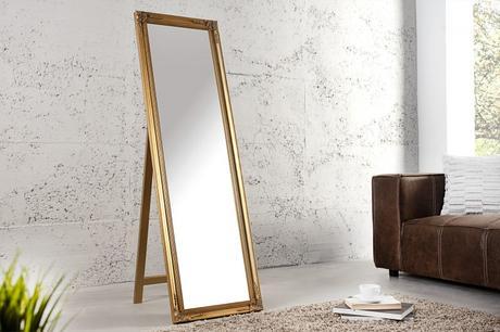 Zrkadlo Carved Gold,