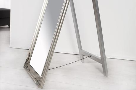 Zrkadlo Carved Silver,