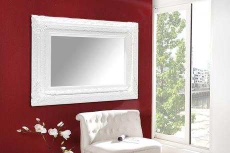 Zrkadlo Clerenc White,