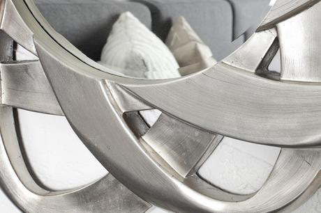 Zrkadlo Ender Silver,