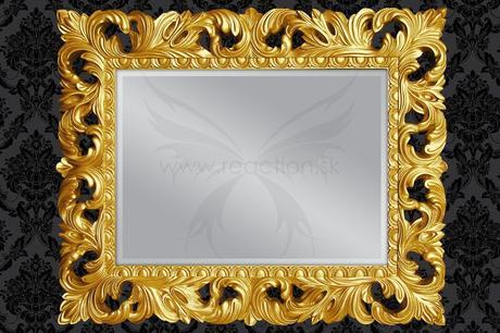 Zrkadlo Glamour,