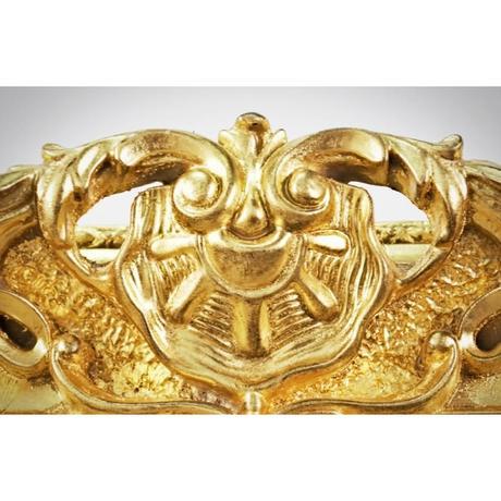 Zrkadlo Goldem Gold,