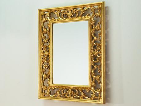 Zrkadlo Net Gold,