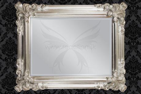 Zrkadlo Renaissance Silver,