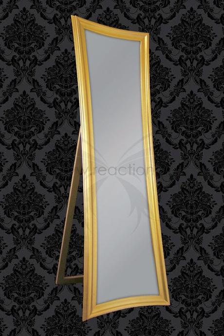 Zrkadlo Retroflex White,