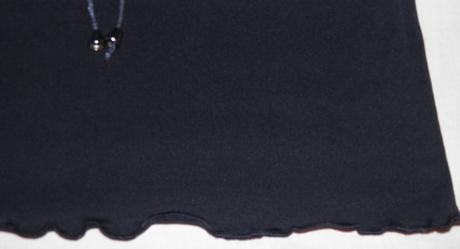 113 dámsky elastický top, XS