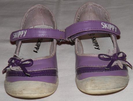 134a dievčenské topánky - Skippy, 26, 26