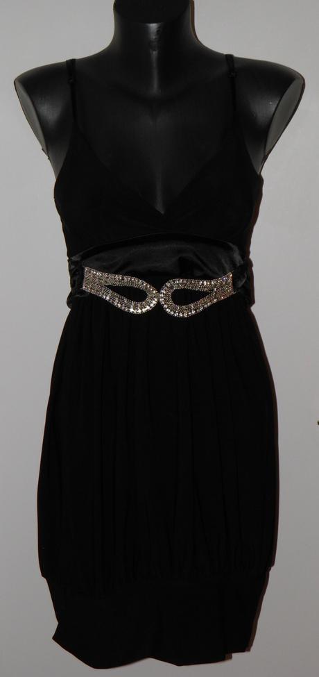 15 dámske príležitostné šaty, S