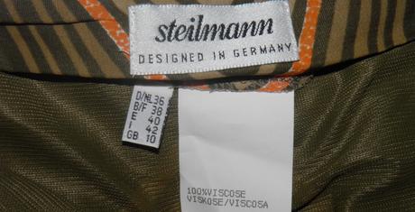 165a dámska letná sukňa, steilmann, S