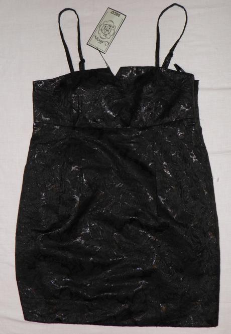 244 dámske príležitostné šaty, nenosené , M