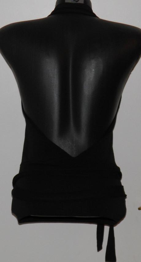 269 dámsky elastický top, S