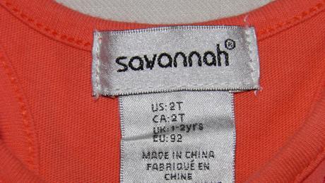 54 dievčenské šaty, savanah, 92