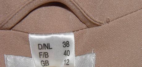 72a dámske sako, nenosené, 38