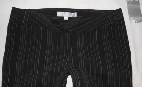 82a dámske elegantné nohavice,nenosené - Amisu, 40