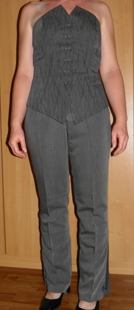 Perfektny kostym - 38, 38