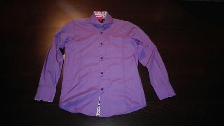 Fialkova košile vel.M, 38