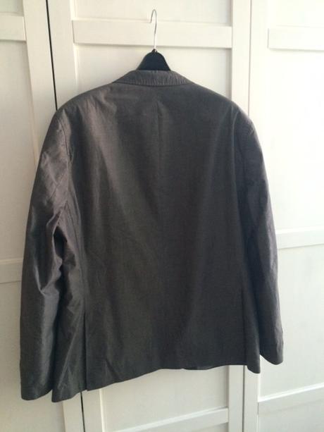 Luxusní pánské letní sako, 54