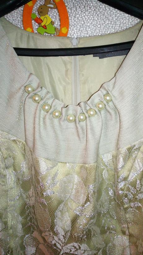príležitostné šaty-46ky, 1x oblečené-pošta v cene, 46