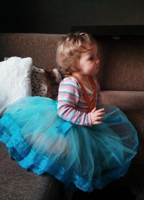 TUTU sukňa 1- 8 rokov,
