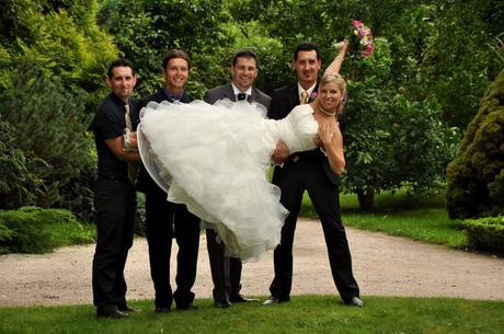 Fotograf na vaší svatbě,
