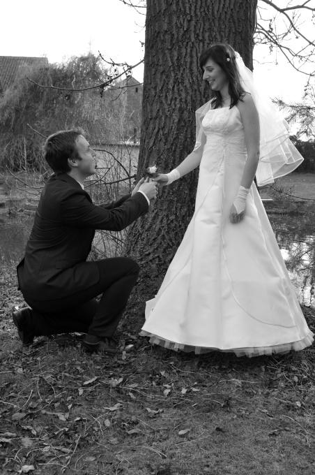 Fotografování svatebního obřadu a umělecké foto,