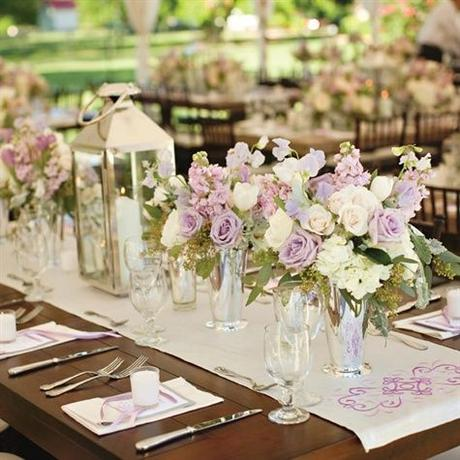 Kompletní květinová výzdoba na vaši svatbu,