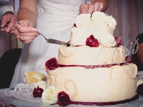 Plastová písmena na dort,