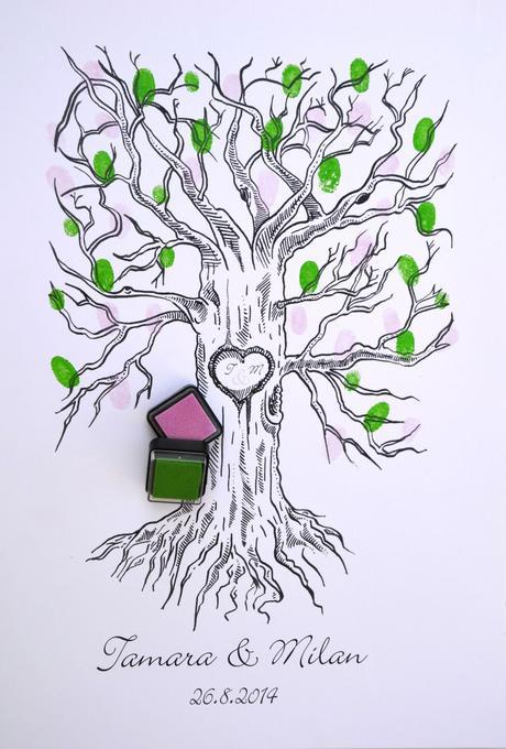 Strom plný lásky,