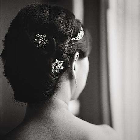 Svatební balíček líčení a účesu pro nevěstu,