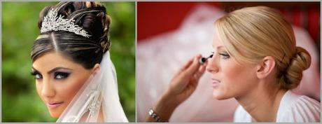 Svatební líčení pro nevěsty včetně zkoušky,