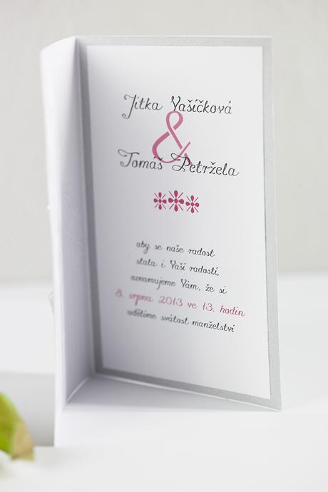 Svatební oznámení Na louce,