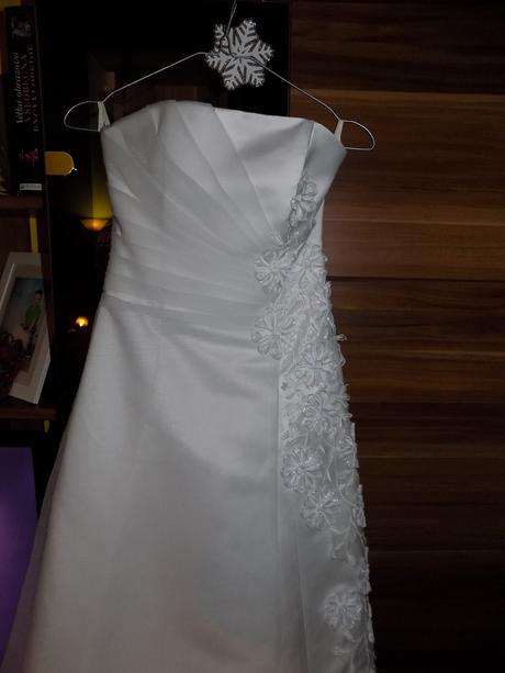 Svatební šaty vel. 36 - 40, 36