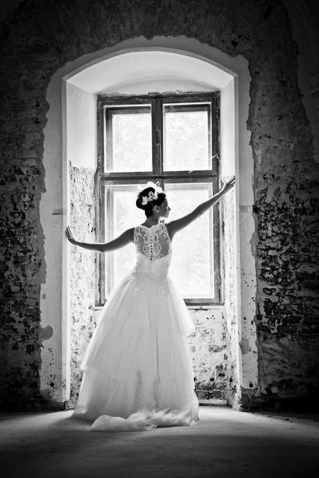 svadobné šaty vo vintage štýlu, 35