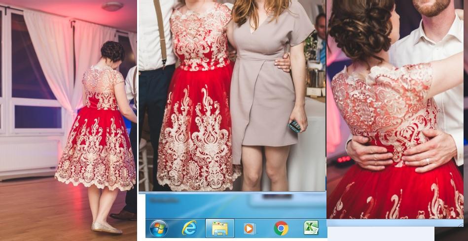 3617afedbee9 1x oblečené šaty známej značky chi chi london