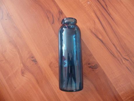 Modrá váza,