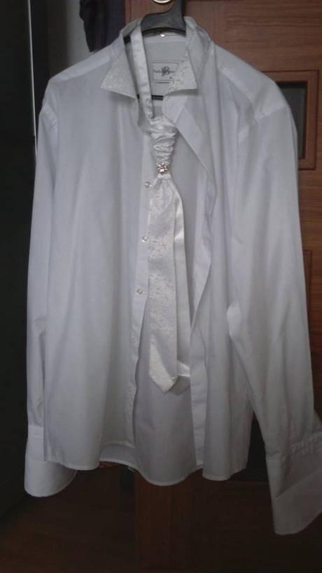 Slim fit košeľa veľkosť M , 40