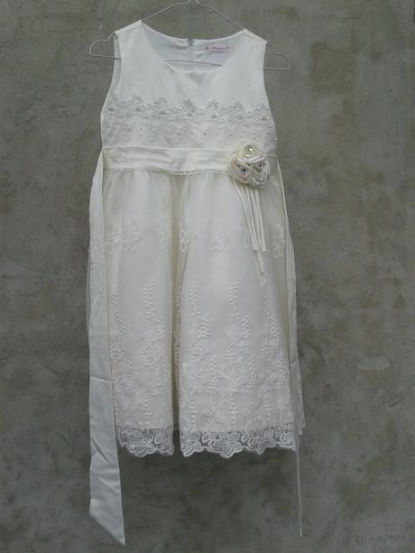 Šaty pro družičku, na dívku 8-9 let, 140